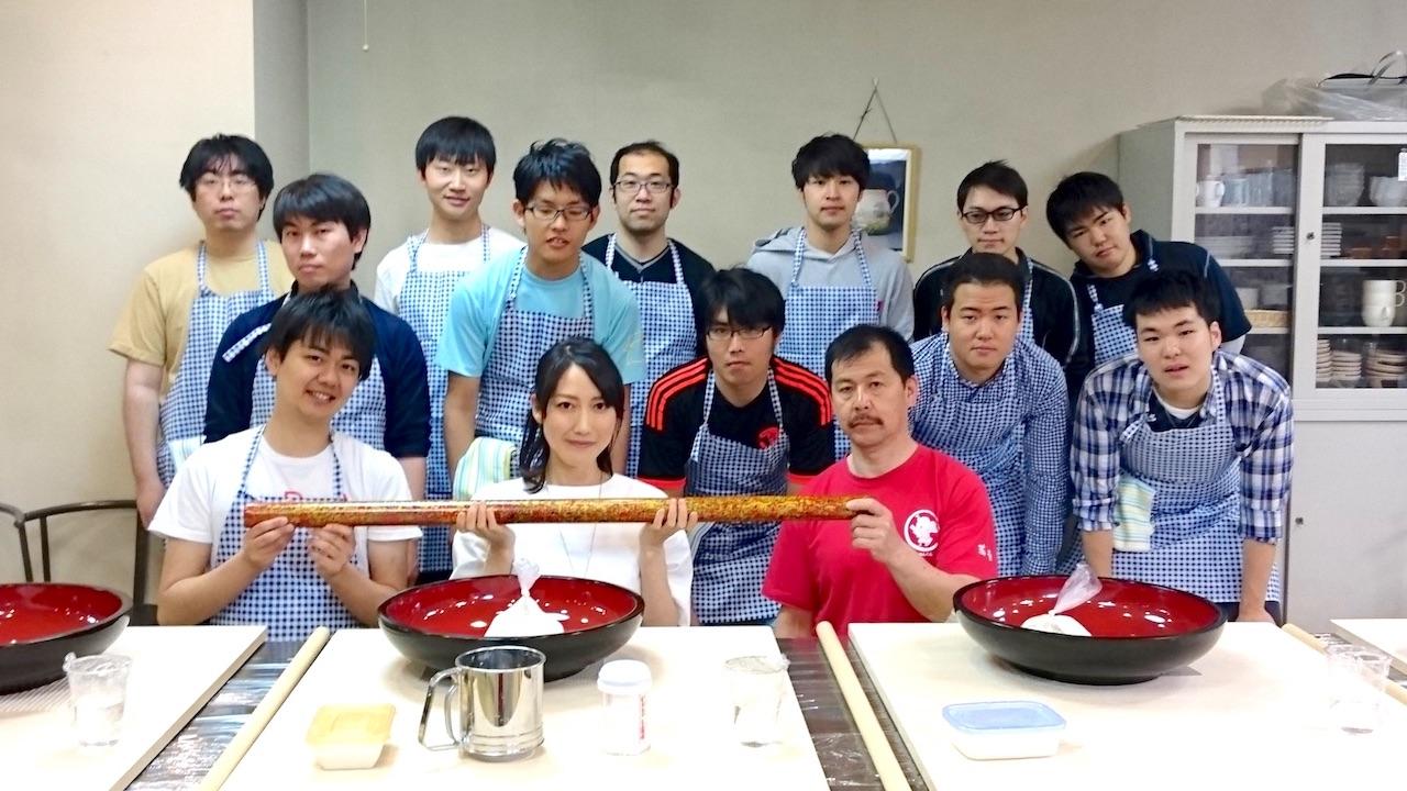 トーエネック労働組合様 麺タメ!イベント 閉会